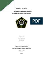 Journal Keratitis