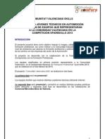 Bases Skills Cv 2012