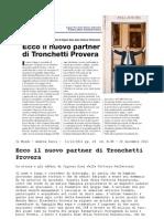 Affare Prelios Tronchetti Provera - Feidos 11 Massimo Caputi