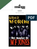 The Narrative of M.F. Jones