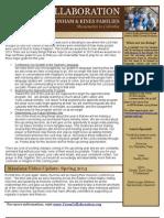 Bonham and Kines Newsletter February 2013