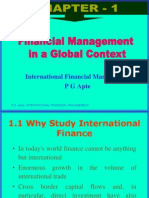International Financial Management by PG Apte
