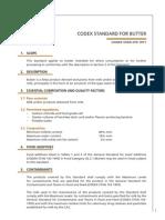 Codex - Butter
