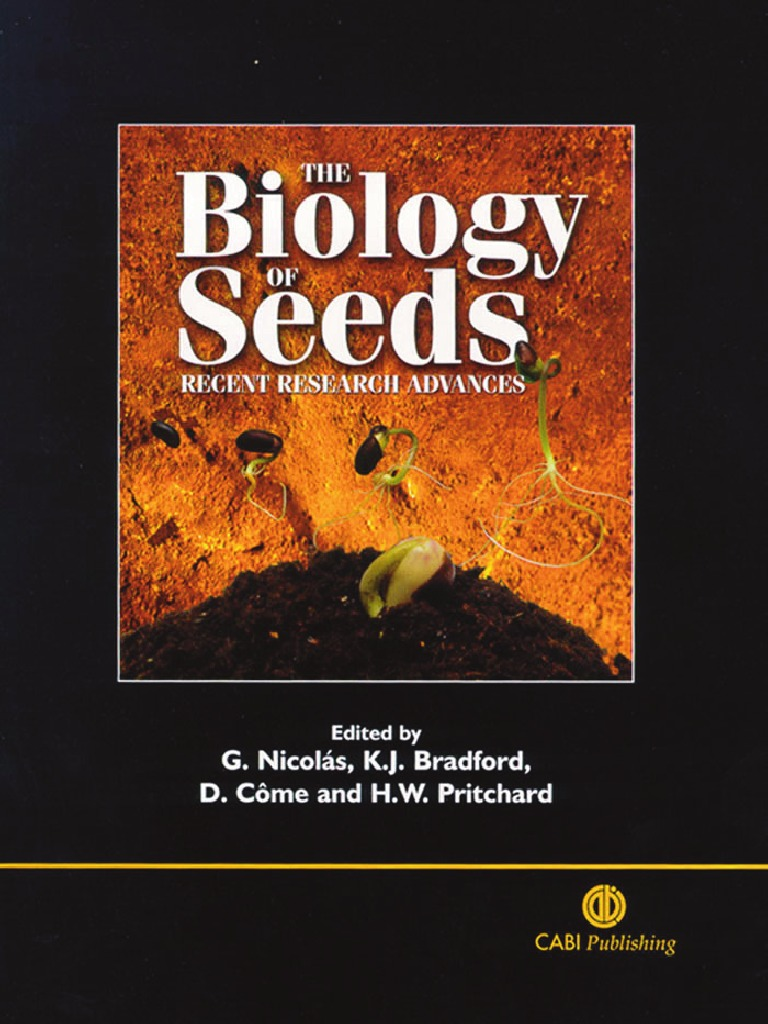 Biology of Seeds  36d77b208d55
