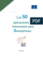 Las 50 Aplicaciones Mas Interesantes Para Smartphones
