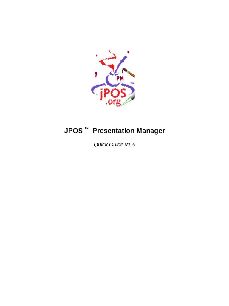 Jpos switch+tutorial | net beans | java platform.