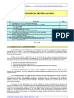 Tema 3.- Elementos de La Empresaa Naviera.