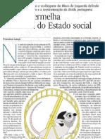 A Linha Vermelha de Defesa Do Estado Social