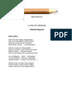 ESPANCA, Florbela - Livro de Mágoas