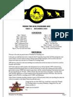 westside pro wrestling - issue 4 - december 2009
