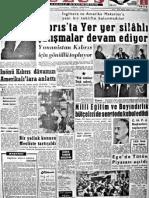 Unutulan Manşetler_1964-1966