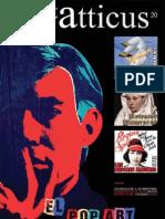 Revista Atticus 20 Enero 2013