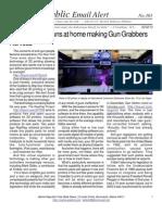 365 - 3D Printing of Guns at Home Making Gun Grabbers Nervous