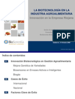 1-Biotecnologia Industria Agroalimentaria