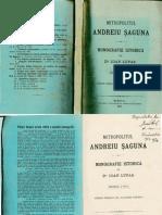 Sfântul Andrei Saguna
