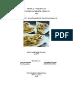 Proposal Inovasi Produk Hasil Perikanan-Tortille