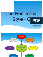 The Reciprocal Style - C