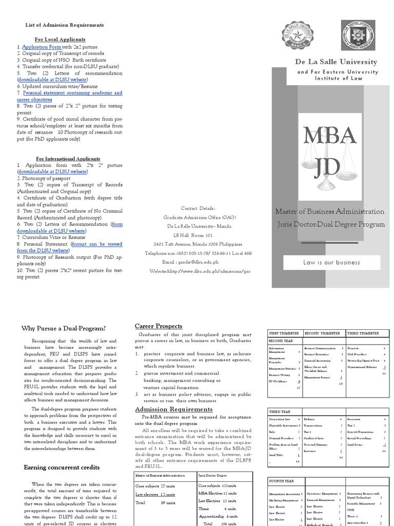 feu graduate school tuition fee