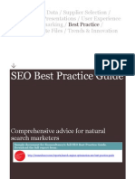 Sample-SEO-Best-Practice-Guide
