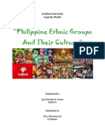 Ethnic Group of the Philippines
