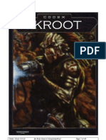 Kroot Codex