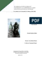 ¿Por qué se cambian las políticas públicas? Una aproximación narrativa a la continuidad, el cambio y la despolitización de las políticas culturales (Tesis Nicolas Barbieri)