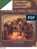Enemies and Allies