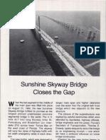 Sunshine Skyway Bridge Analysis