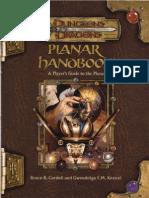 Planar Handbook