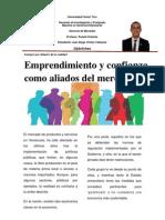 Reportaje Sobre Gerencia Del Mercadeo