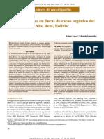 Arboles Frutales en Fincas de Cacao