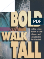 89103865 Be Bold and Walk Tall Lester Sumrall