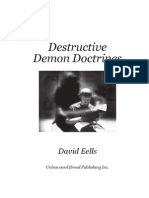 114389591 Destructive Demon Doctrines