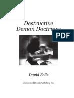 114389591 Destructive Demon Doctrines