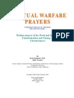 46922111 Spiritual Warfare Prayers