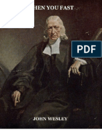 49579196 When You Fast John Wesley