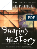 53057239 Shaping History Through Prayer and Fasting Derek Prince
