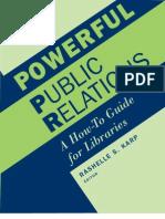 55466289 Poweful Public Relations
