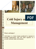 Cold Injury