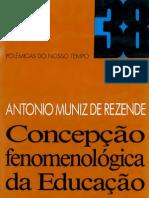 livroFenomenologia