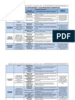 Cartel de Capacidades y Sus Procesos Cognitivos 2013 Luis Sanchez Del Aguila