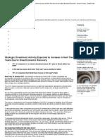 strategic divestment