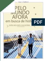 AROUND THE WORLD IN 80 BRANDS FEATURED IN BRAZILIAN ABD DESIGN MAGAZINE