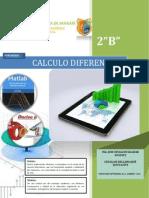 PORTAFOLIO CALCULO DIFERENCIAL 2º b José Cevallos