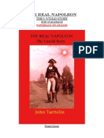 The Real Napoleon - The Untold Story in Paperback & Kindle