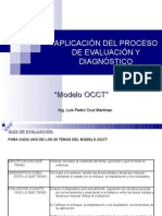 Aplicacion Modelo OCCT