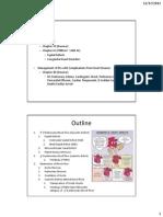 Cardiac valve disorders