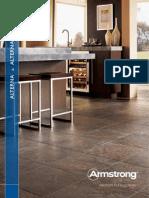 brochure armstrong alterna vinyl tile flooring