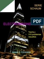 Electromagnetismo Serie Schaum