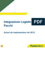 integrazione logistica pacchi 2012